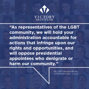 Victory Institute Open Letter